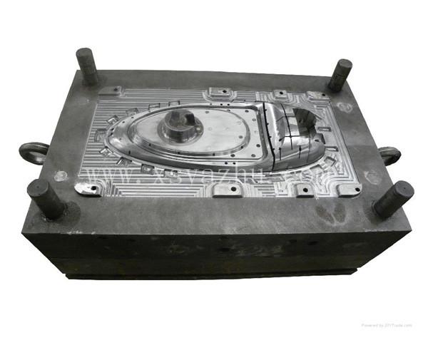铝合金压zhu模-LED路dengwai壳